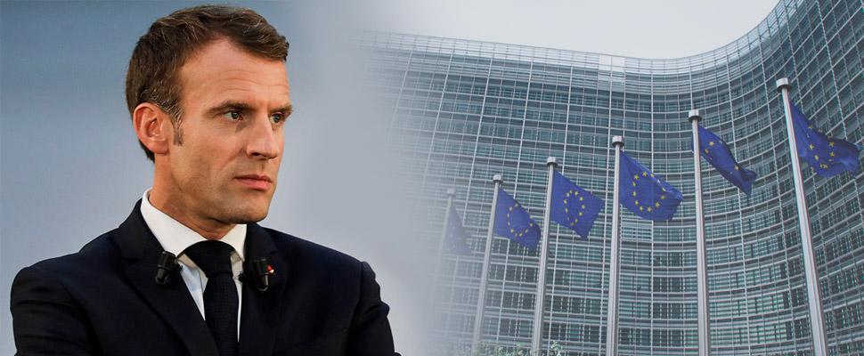 """Francia: ¿Qué es el """"renacimiento europeo"""" de Macron?"""