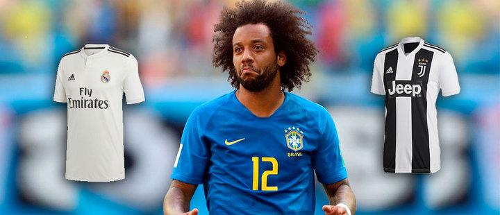 ¿Qué tan probable es que Marcelo se vaya a la Juventus?
