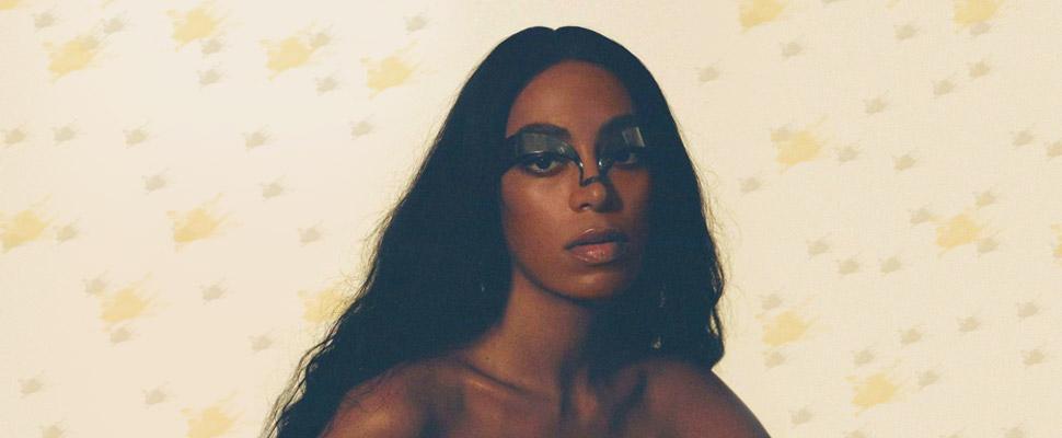 The colors of Solange's new album