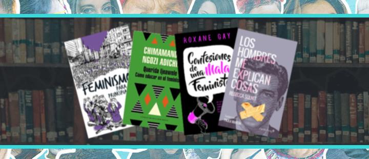 5 libros para iniciarte en el feminismo