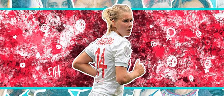 Fútbol: Ada Hagerberg no jugará el Mundial Femenino Francia 2019