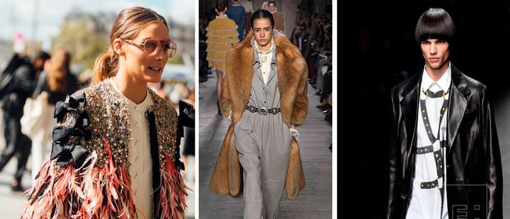 Estas son las tendencias que nos dejaron las semanas de la moda