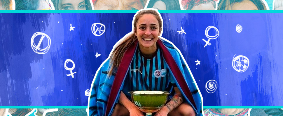 This is the soccer player who fights for gender equality in Argentina