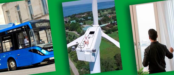3 asombrosos inventos para cuidar el medio ambiente