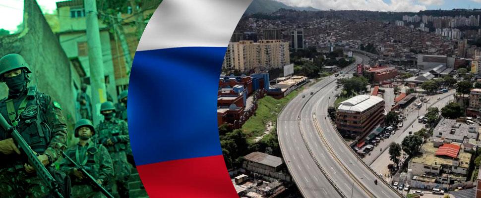 Con el apoyo de Rusia, Venezuela se 'blinda' de Estados Unidos