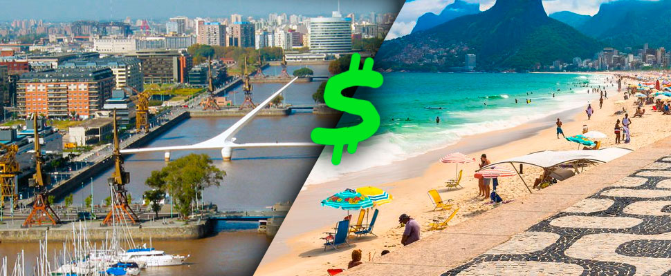 What are the most expensive neighborhoods to live in Latin America?