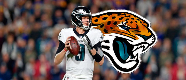 NFL: el quarterback campeón Nick Foles es ahora un Jaguar