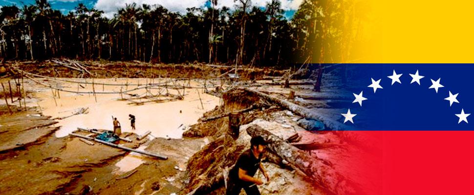 La minería ilegal y los grupos criminales: otro problema de Venezuela