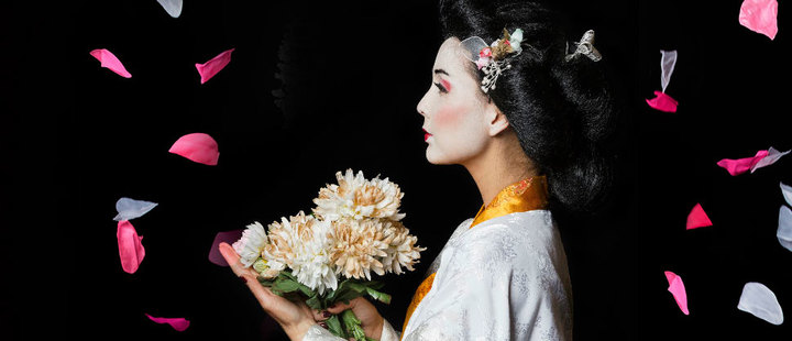 Madama Butterfly at the Mayor Julio Mario Santo Domingo Theater