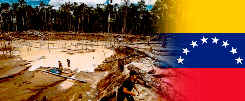 Illegal mining and criminal groups: another problem in Venezuela