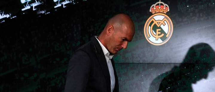 Zidane's return has more uncertainty than we believe