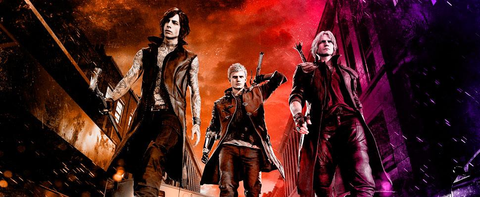 Devil May Cry 5 está de vuelta y con estilo