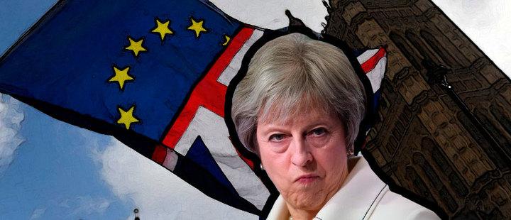 Brexit: El dolor de cabeza de May