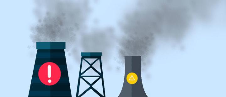 Nuevo récord: desde hace un siglo no había tanto CO2