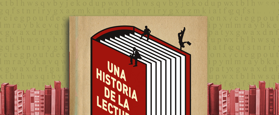 Latam Booklook: 'A history of reading' by Alberto Manguel
