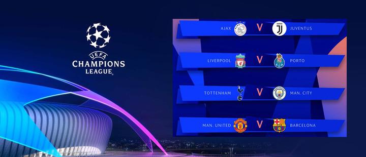 ¿Por qué hay favoritos tan claros en los cuartos de final de la Champions League?