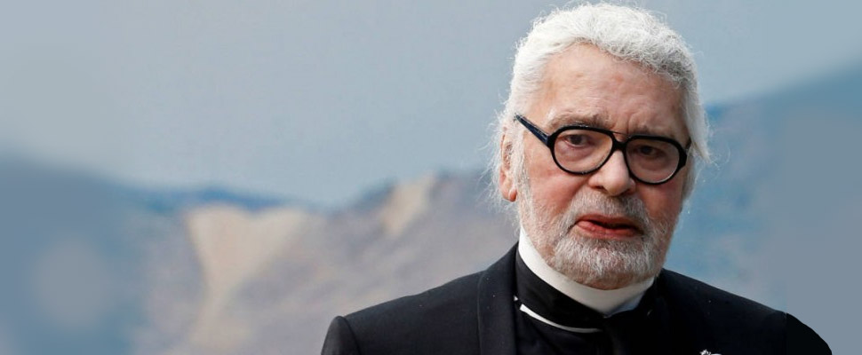 Was Karl Lagerfeld really a hero?