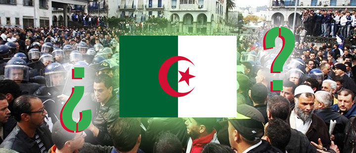 What will happen with Algeria?