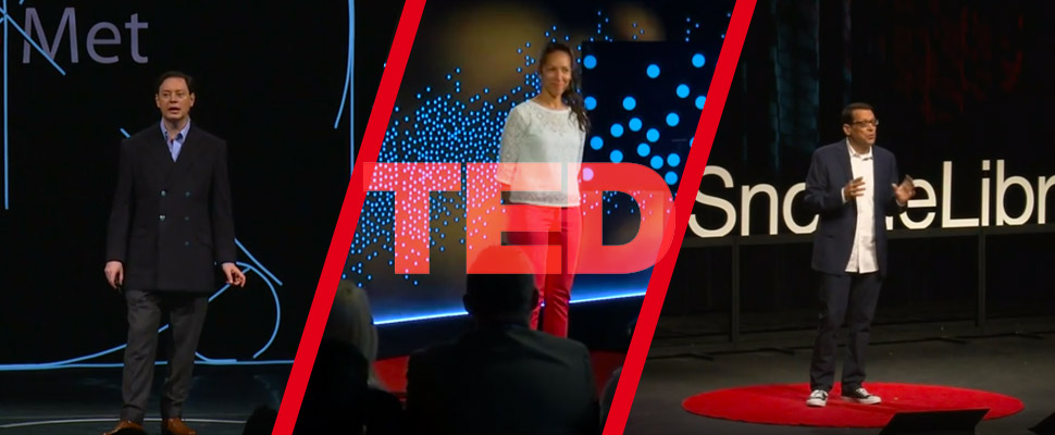 3 charlas de TED para aprender sobre la depresión