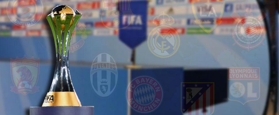 ¡Otra idea de la FIFA! Mundial de Clubes con 24 equipos