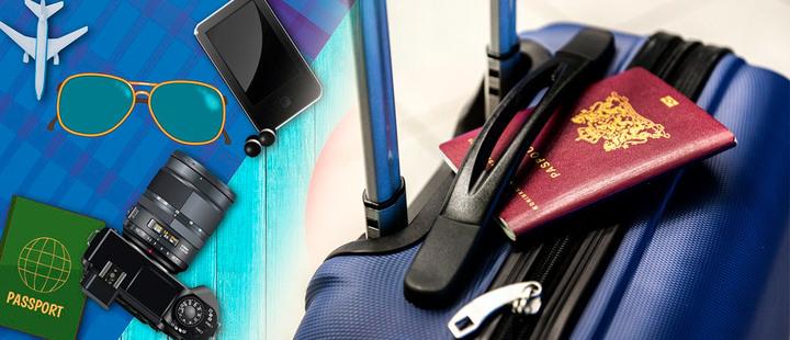 7 accesorios indispensables para viajar
