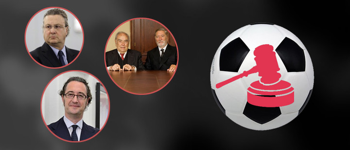 Did you know that these 3 lawyers have saved several famous footballers?
