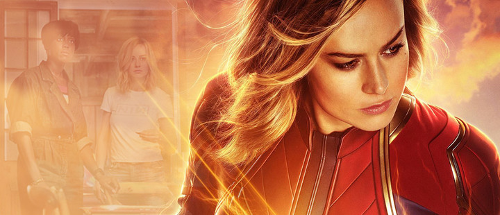 Captain Marvel and female friendship