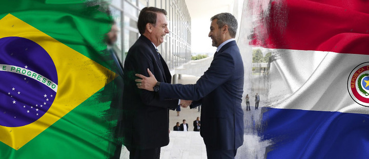 Paraguay and Brazil: together in favor of Guaidó