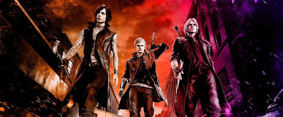 Devil May Cry 5 is back and with style