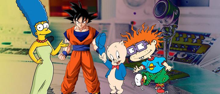 Estas son 5 de las voces detrás de tus dibujos animados favoritos
