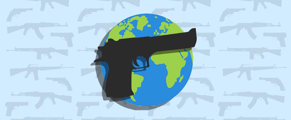 El mercado mundial de las armas: prospero pero contradictorio