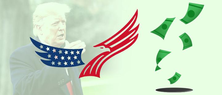 """El enorme déficit de Estados Unidos: ¿Cómo va el plan """"America First""""?"""