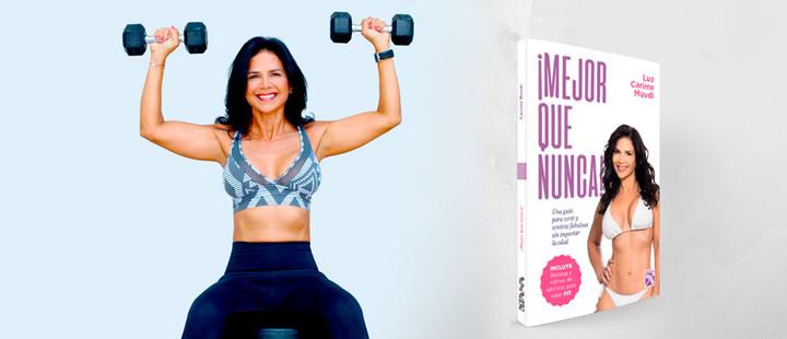 Entrevista con Carime Muvdi, autora de ¡Mejor que nunca!