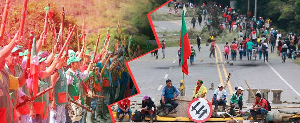 Colombia: Why do the indigenous people of Cauca protest?
