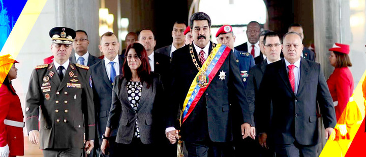Maduro and the cabinet change in times of crisis