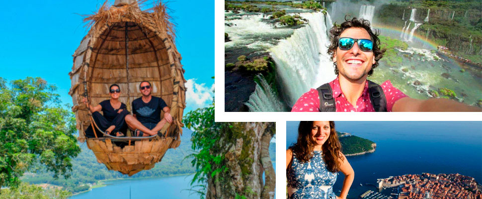 Meet these 5 travel influencers