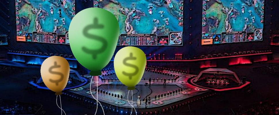 E-sports:un negocio en auge que generará más de $1000 millones en 2019