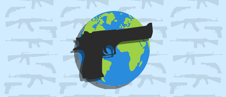 The world arms market: prosperous but contradictory