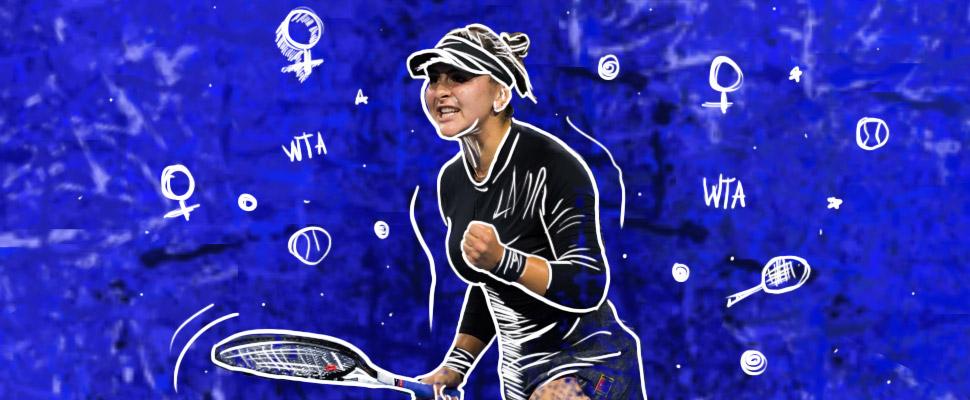 Bianca Andreescu: la tenista que apareció de la nada y está arrasando