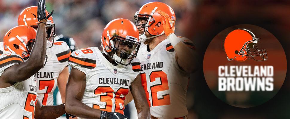 Atención con los Cleveland Browns para la campaña 2019 de la NFL