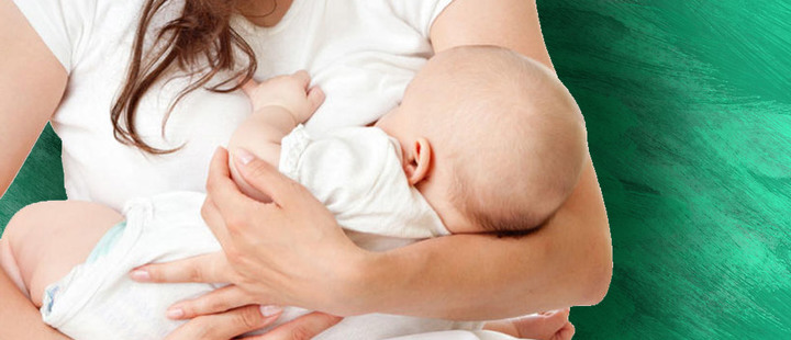 Lactancia materna: la principal recomendación para tener bebés sanos