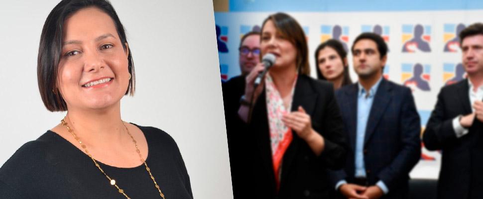 Entrevistamos a Ángela Garzón, candidata a la Alcaldía de Bogotá