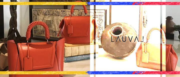 Lauval, bolsos colombianos alrededor del mundo