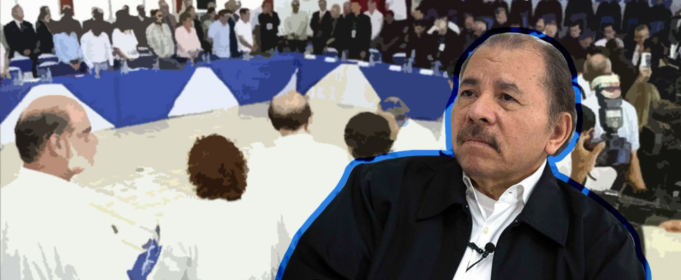 Will Daniel Ortega be able to give in to all the demands of the opposition?