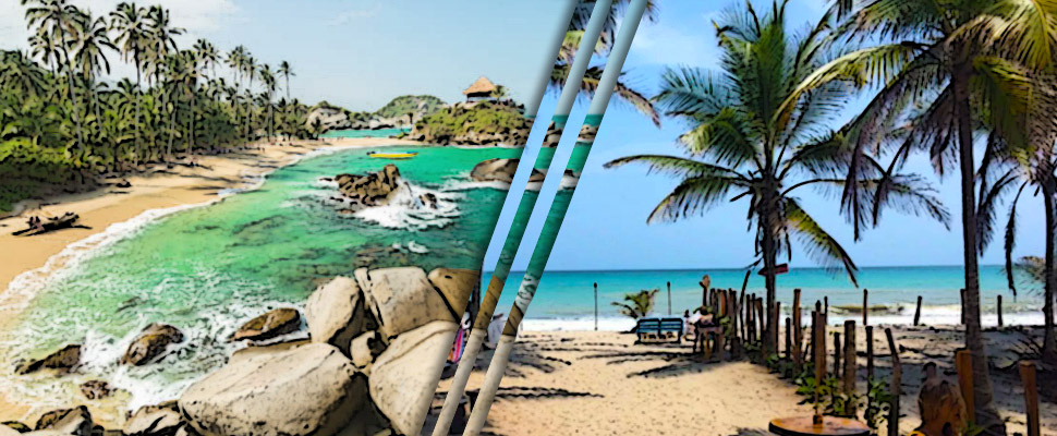 Palomino: 5 plans in this Colombian Caribbean town