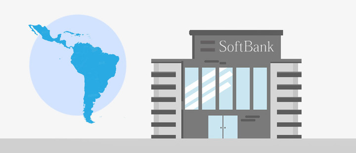 SoftBank in Latin America and the new fund for regional startups