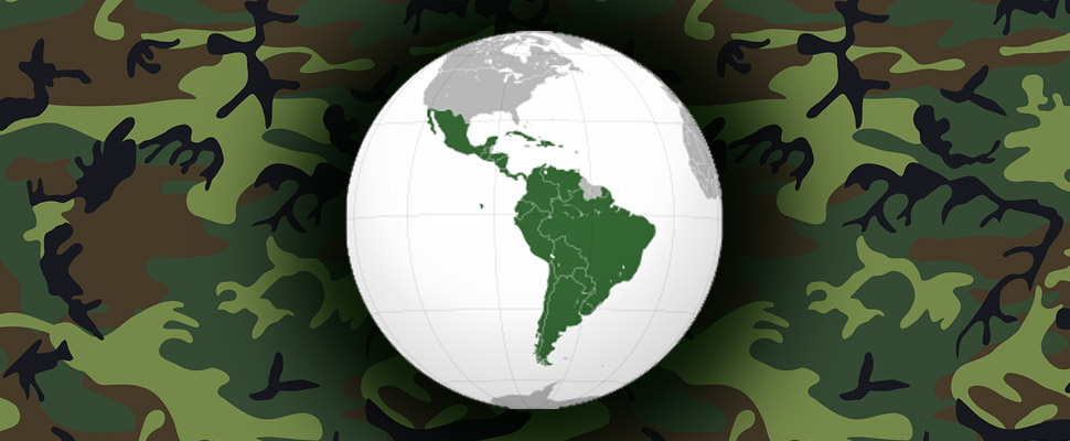 Latin America: how are their military forces?