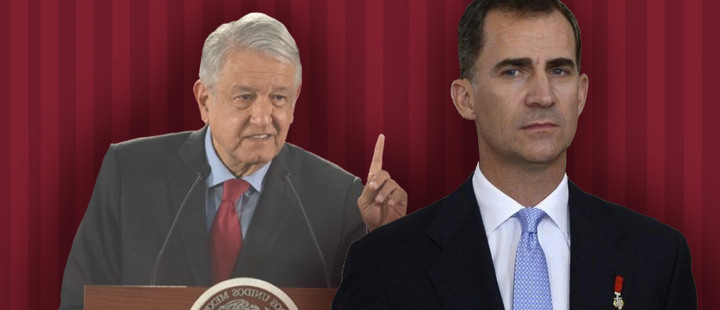 Mexico and 3 other countries that have requested apologies