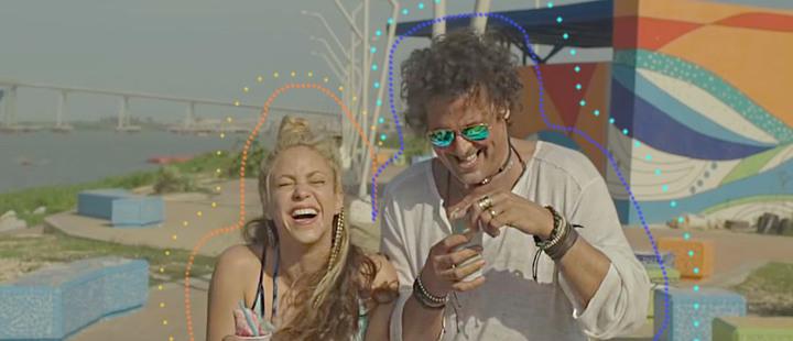 Did Shakira and Carlos Vives plagiarized 'La Bicicleta'?