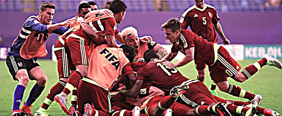 La Vinotinto: una selección de fútbol que se 'enredó' con la política
